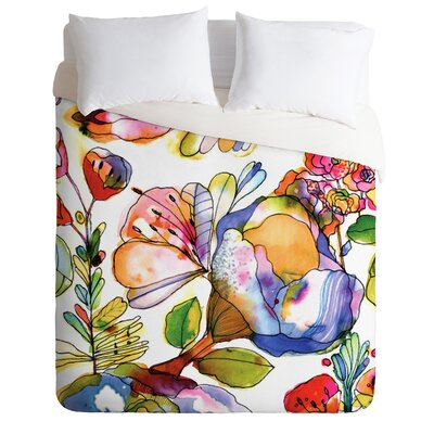 DENY Designs CayenaBlanca Blossom Pastel Duvet Cover Collection