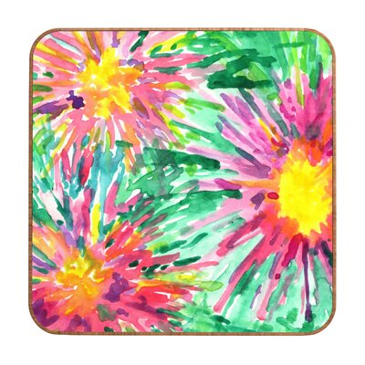 DENY Designs Joy Laforme Floral Confetti Wall Art
