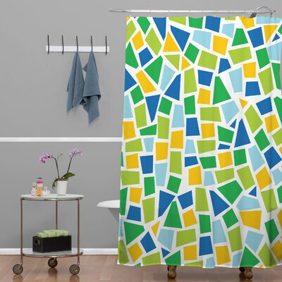 DENY Designs Khristian A Howell Polyester Baby Beach Bum A6 Shower Curtain