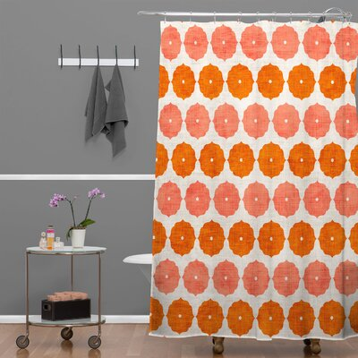 DENY Designs Holli Zollinger Polyester Annapurna Shower Curtain
