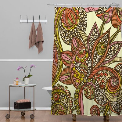 DENY Designs Valentina Ramos Polyester Dina Shower Curtain