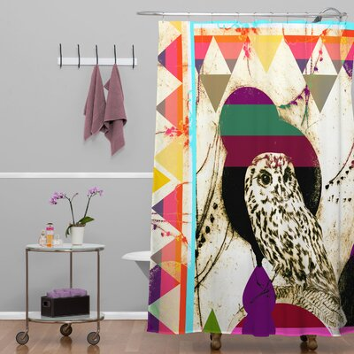 DENY Designs Randi Antonsen Polyester Luns Box 5 Shower Curtain