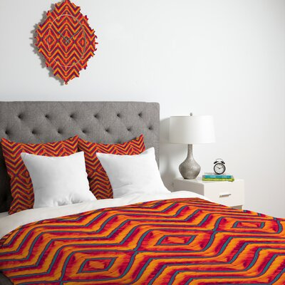 DENY Designs Wagner Campelo Sanchezia 1 Duvet Cover Collection