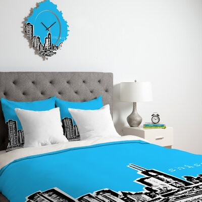 Bird Ave Chicago Duvet Cover Collection