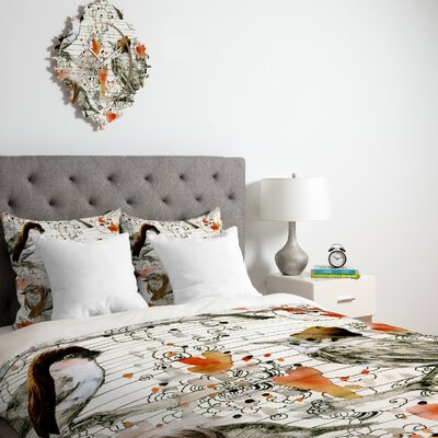 DENY Designs Randi Antonsen Duvet Cover Collection