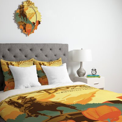 DENY Designs Anderson Design Group Boston Duvet Cover Collection