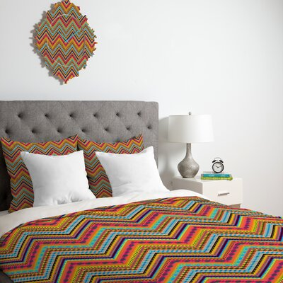Amy Sia Tribal Chevron Duvet Cover Collection