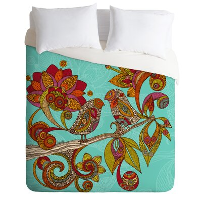 DENY Designs Valentina Ramos Hello Birds Duvet Cover Collection