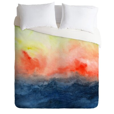 DENY Designs Jacqueline Maldonado Brushfire Duvet Cover Collection