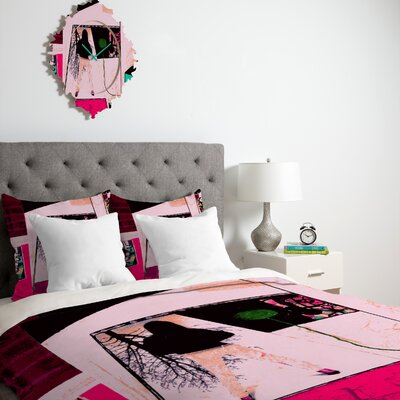 DENY Designs Randi Antonsen City 2 Duvet Cover Collection