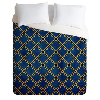 DENY Designs Arcturus Quatrefoil Duvet Cover Collection