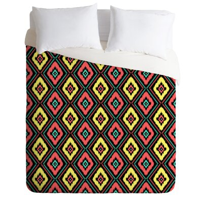 DENY Designs Jacqueline Maldonado Zig Zag Ikat Duvet Cover Collection