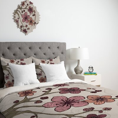 DENY Designs Valentina Ramos Blossom Duvet Cover Collection