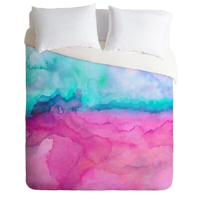 DENY Designs Jacqueline Maldonado Tidal Color Duvet Cover Collection