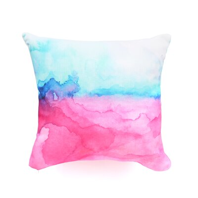 Jacqueline Maldonado Tidal Color Polyester Throw Pillow