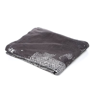 DENY Designs CityFabric Inc San Francisco Polyester Fleece Throw Blanket