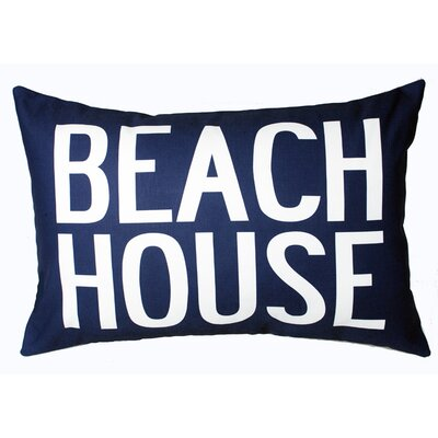 Uptown Artworks Beach House Pillow