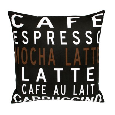 Uptown Artworks Café Pillow