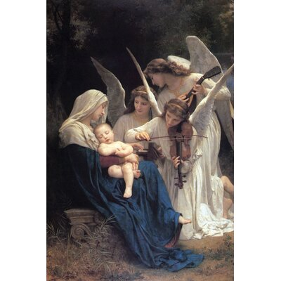 Buyenlarge Song of the Angels Canvas Art