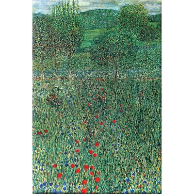 Buyenlarge Garden Landscape Canvas Wall Art