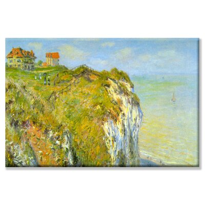 Buyenlarge Cliffs Painting Print on Canvas