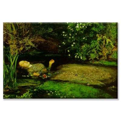 Buyenlarge Ophelia Canvas Wall Art