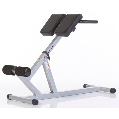 Extension Adjustable 45 Degree Hyperextension Bench