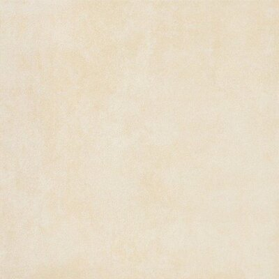 "Marca Corona Reactions 4"" x 4"" Bullnose Tile Trim in Ivory"