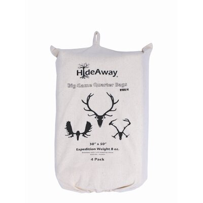 HideAway Big Game Expedition Weight Quarter Bag
