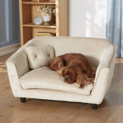 <strong>Enchanted Home Pet</strong> Ultra Plush Large Astro Dog Sofa
