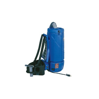 Mastercraft Probe Enviromaster Backpack HEPA Vacuum