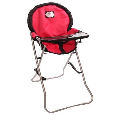 The New York Doll Collection Doll Highchair