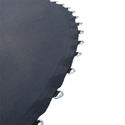 "Super Jumper Jumping Surface for 14' Trampolines with 88 V-Rings for 7"" Springs"