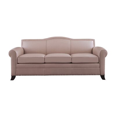 Cosmopolitan Leather Sofa