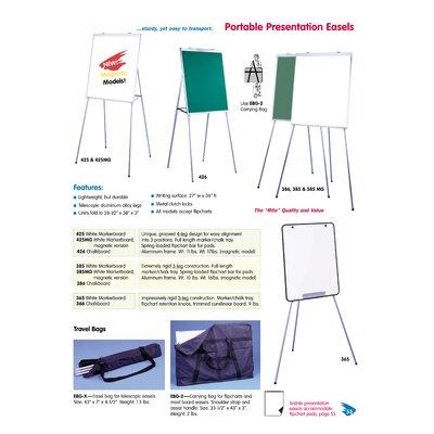 Testrite Portable Presentation Easel (4 leg design)