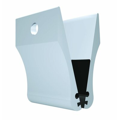 Testrite Visual Merchandising Wall Bracket Clamp