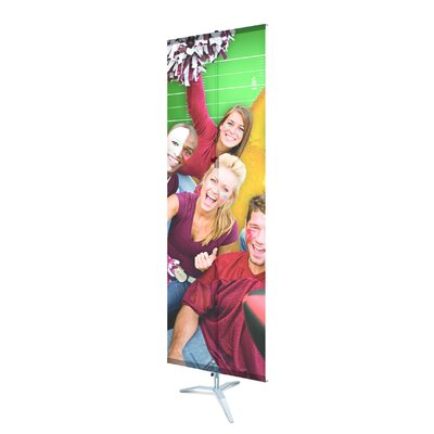 Testrite Hook/Loop Promo Banner Stands