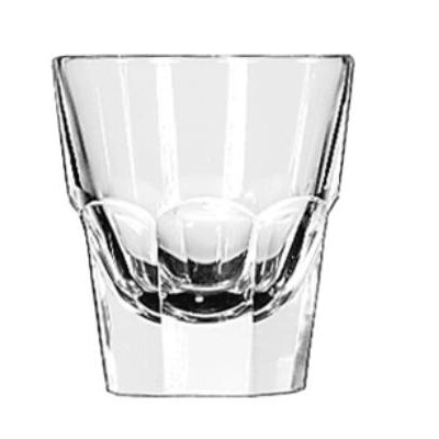 Libbey Gibraltar 4.5 oz. Rocks Glass (Set of 36)