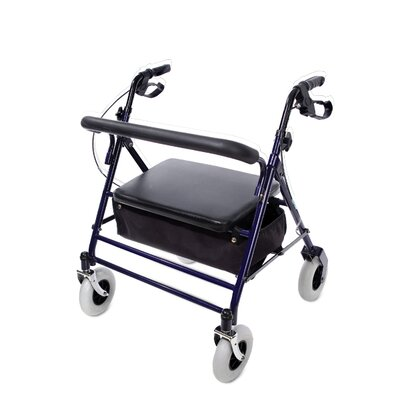 Essential Medical Endurance Demi HD Heavy Duty Walker
