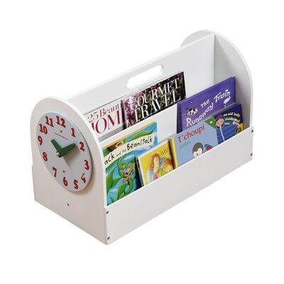 Tidy Books Box with Play Clock
