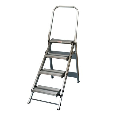 4 Step Folding Safety Stool