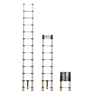 Xtend+Climb Pro-Series Telescoping 12.5ft Extension Ladder
