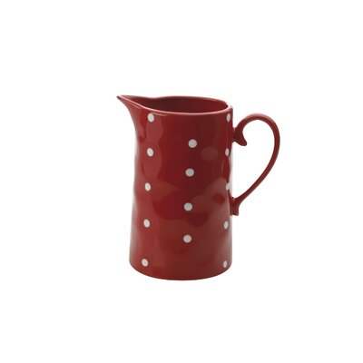 Maxwell & Williams Sprinkle 57.5-oz Straight Jug