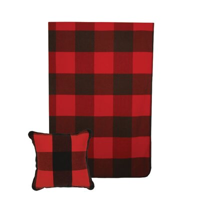 Wooded River Woodsman II Throw