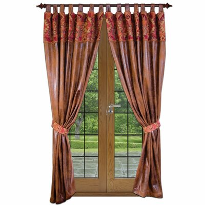 Wooded River Bessie Gulch Drape Set