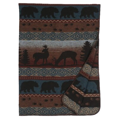 Deer Meadow Throw
