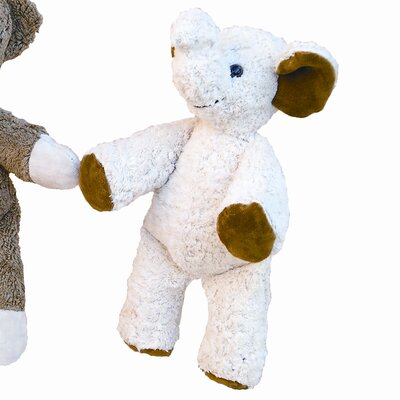 Challenge & Fun Kallisto Elephant Organic Stuffed Animal