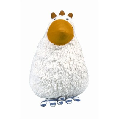 Challenge & Fun Lana Chicken Organic Stuffed Animal
