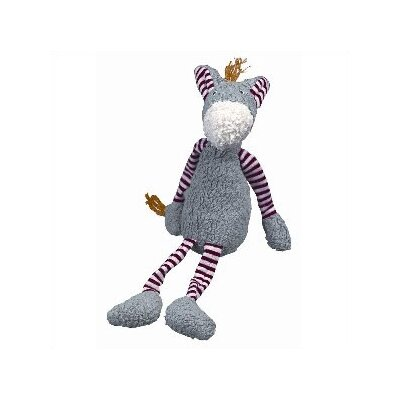 Challenge & Fun Lana Donkey Organic Stuffed Animal