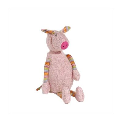 Challenge & Fun Lana Pig Organic Stuffed Animal